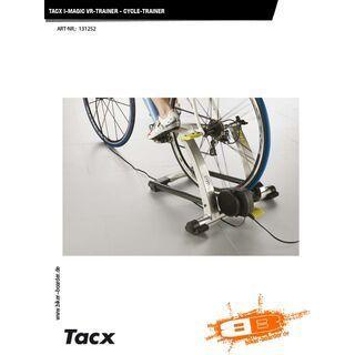 Tacx I-Magic T1900 - Cycle-Trainer