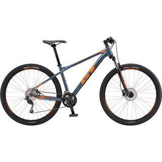 GT Avalanche Comp 29 2018, blue/orange - Mountainbike