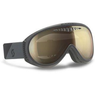 Scott Unlimited OTG + Strap-Verlängerung, black/ls bronze chrome - Skibrille