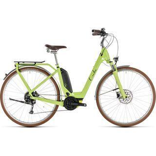 Cube Elly Ride Hybrid 400 2019, green´n´black - E-Bike