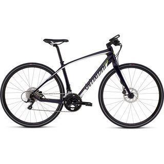 Specialized Vita Elite Carbon Disc 2016, carbon/white - Fitnessbike