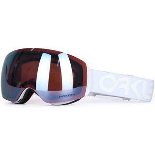 Oakley Flight Deck XM Prizm Factory Pilot Whiteout, Lens: sapphire iridium - Skibrille