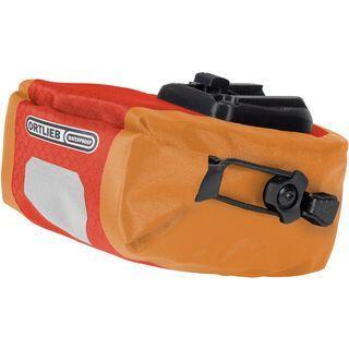 Ortlieb Micro Two 0,8 L, signal red-orange - Satteltasche
