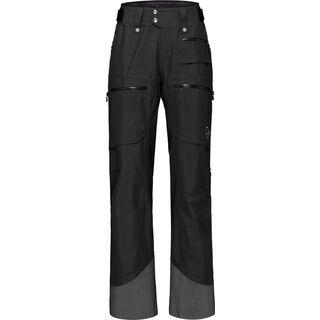 Norrona lofoten Gore-Tex Insulated Pants W's caviar