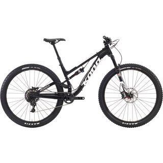 Kona Process 111 2016, black/white - Mountainbike