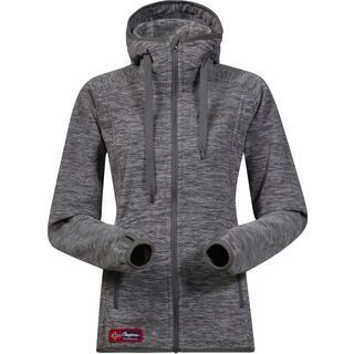 Bergans Hareid Lady Jacket, melange / grey - Fleecejacke