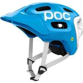 POC Trabec Race MIPS, radon blue - Fahrradhelm