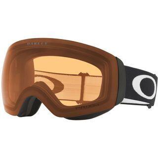 Oakley Flight Deck XM Prizm, matte black/Lens: persimmon - Skibrille