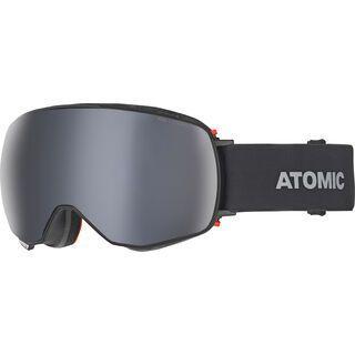 Atomic Revent Q Stereo + WS, black/Lens: black stereo - Skibrille