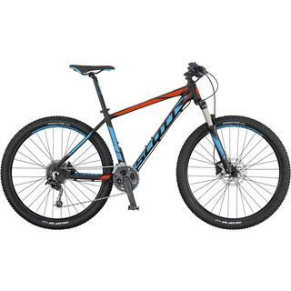 Scott Aspect 730 2017, black/blue/red - Mountainbike