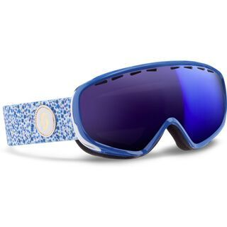 Scott Dana, liberty blue/blue chrome - Skibrille