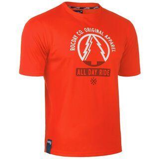 Rocday Ranger Jersey, orange - Radtrikot