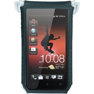 Topeak SmartPhone DryBag 4 Zoll, black - Schutzhülle