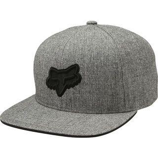 Fox Legacy Snapback Hat, htr gry - Cap