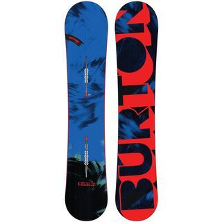 Burton Ripcord Wide 2015 - Snowboard