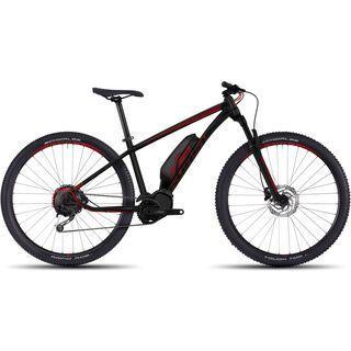 Ghost Hybride Kato 3 AL 29 2017, black/red - E-Bike