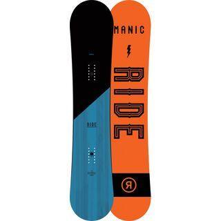Ride Manic Wide 2017 - Snowboard