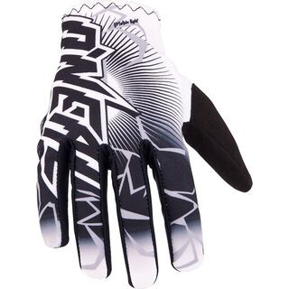 ONeal Matrix Gloves, black/white - Fahrradhandschuhe