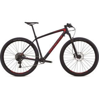 Specialized Epic HT Comp 2018, black/red - Mountainbike