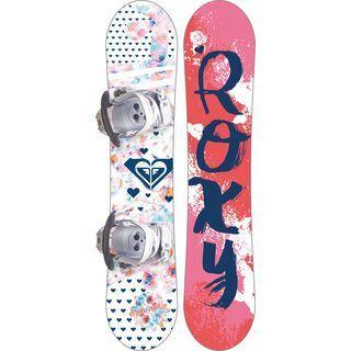 Roxy Poppy Package 2018 - Snowboard-Set