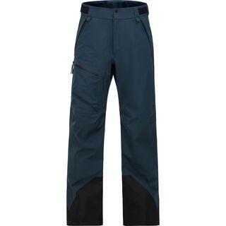 Peak Performance Vertical 3L Pants, blue steel - Skihose