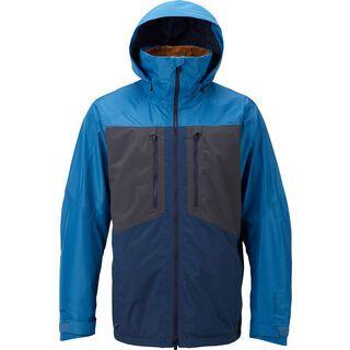 Burton [ak] Gore-Tex Swash Jacket, mountaineer/faded/mood indigo - Snowboardjacke