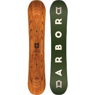 Arbor Formula Premium Mid Wide 2017 - Snowboard