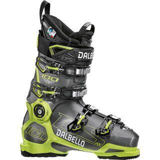 Dalbello DS AX 100 2019, anthracite/yellow - Skiboots
