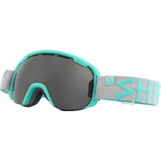 Shred Smartefy inkl. Wechselscheibe, splash/Lens: stealth reflect smoke - Skibrille