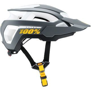 100% Altec, charcoal - Fahrradhelm