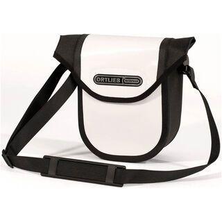 Ortlieb Ultimate6 Compact, weiß-schwarz - Lenkertasche