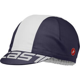 Castelli A Bloc Cap, dark steel blue - Radmütze