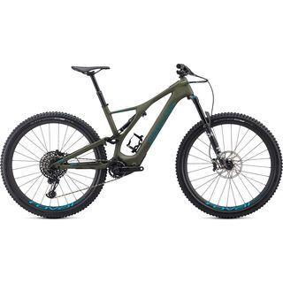 Specialized Turbo Levo SL Expert Carbon 2020, oak green/aqua - E-Bike