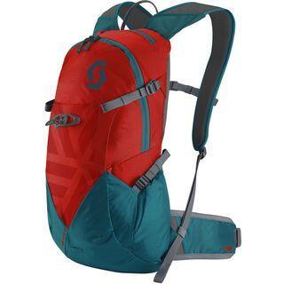 Scott Trail Protect FR' 18 Pack, legion blue/fiery red - Fahrradrucksack