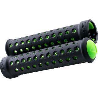 Fabric Slim Grip, black/green - Griffe