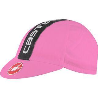 Castelli Retro 3 Cap, giro pink/black - Radmütze