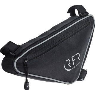 Cube RFR Triangeltasche M, black - Rahmentasche