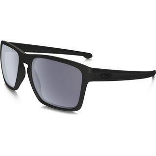 Oakley Sliver XL Polarized, matte black/Lens: grey - Sonnenbrille