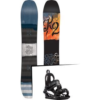 Set: K2 Ultra Dream 2017 +  Cinch CTC (1728774S)