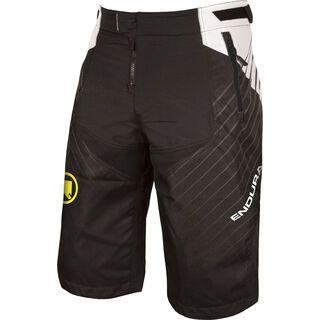 Endura MT500 Burner Downhill Short, schwarz - Radhose