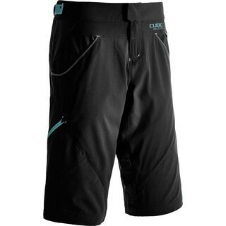 Cube AM Shorts inkl. Innenhose black