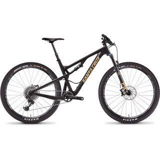 Santa Cruz Tallboy CC X01 29 2018, carbon/tan - Mountainbike
