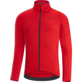 Gore Wear C3 Thermo Trikot, red - Radtrikot