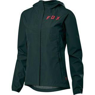 Fox Womens Ranger 2.5L Water Jacket, dark green - Radjacke