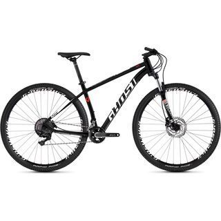 Ghost Kato 7.9 AL 2020, black/white/red - Mountainbike