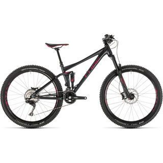 Cube Sting WS 120 Pro 27.5 2019, iridium´n´berry - Mountainbike