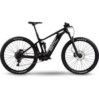 BMC Speedfox AMP Three 2019, black - E-Bike