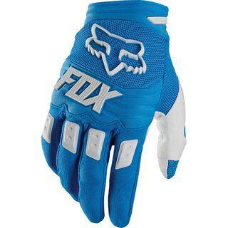 Fox Dirtpaw Race Glove, blue - Fahrradhandschuhe