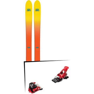 Set: DPS Skis Wailer F112 2017 + Tyrolia Attack² 16 GW (2020403)