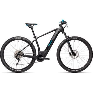 Cube Reaction Hybrid ONE 625 29 2021, black´n´blue - E-Bike